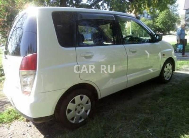 Mitsubishi Dingo, Абинск