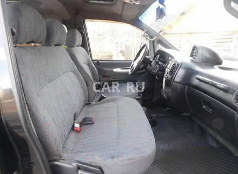Hyundai Starex, Архангельск