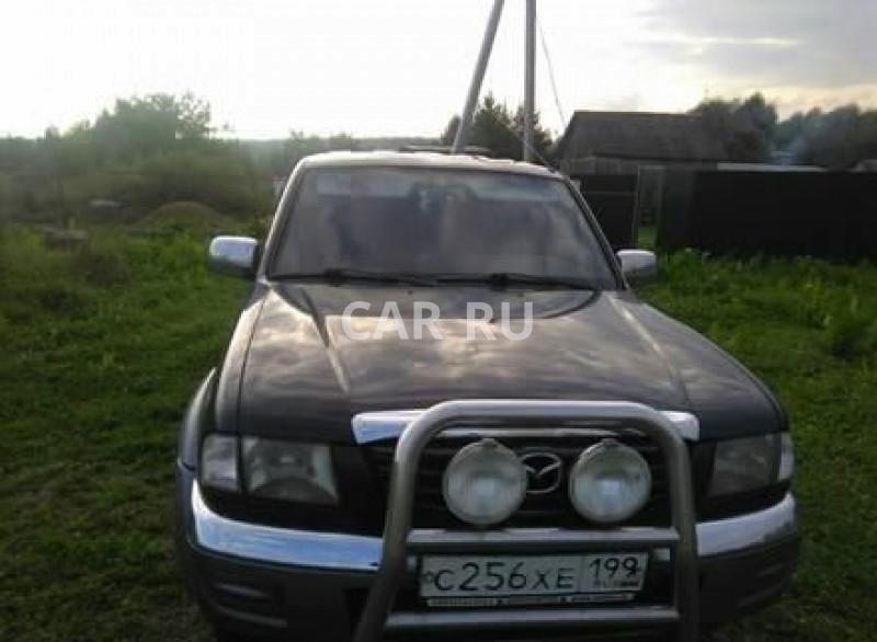Mazda B-Series, Анапа