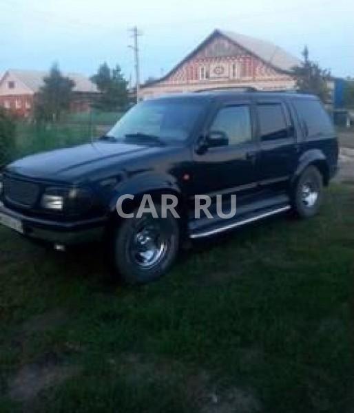 Ford Explorer, Барабинск