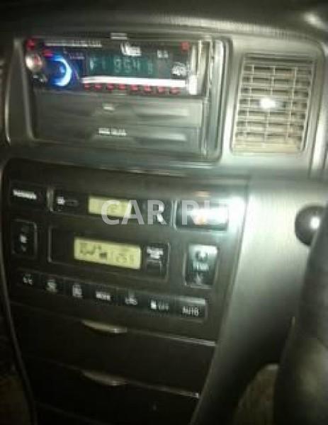 Toyota Corolla Fielder, Белово