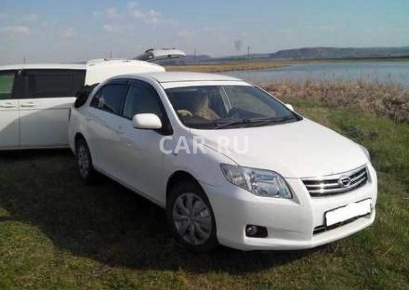 Toyota Corolla Axio, Белово