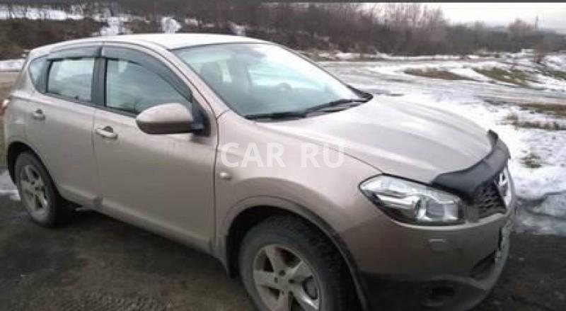 Nissan Qashqai, Белово