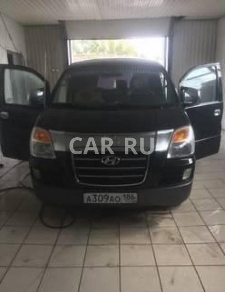 Hyundai Starex, Абакан