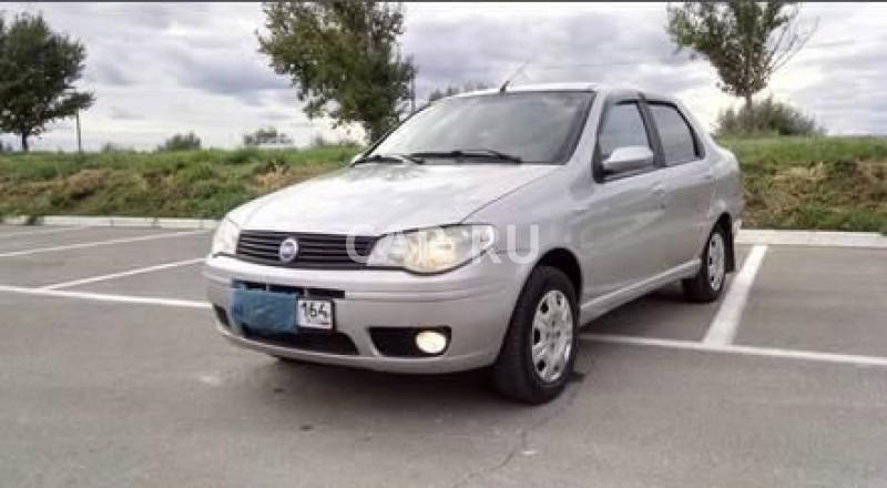 Fiat Albea, Балаково