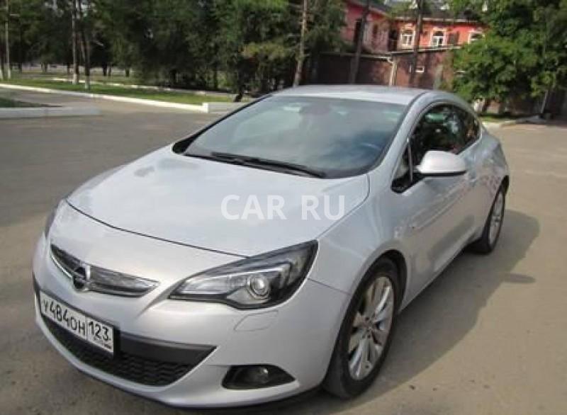 Opel Astra GTC, Бахчисарай