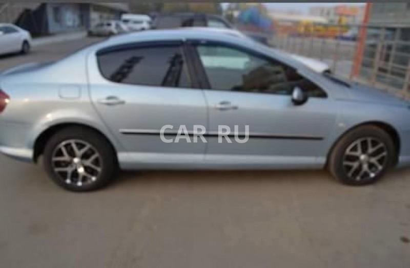 Peugeot 407, Ангарск