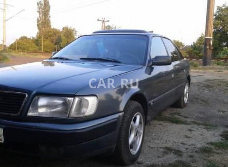 Audi 100, Бахчисарай