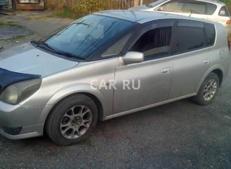 Toyota Opa, Ачинск