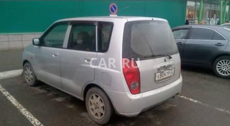 Mitsubishi Dingo, Барнаул