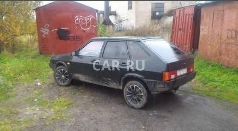 Лада 2109, Архангельск