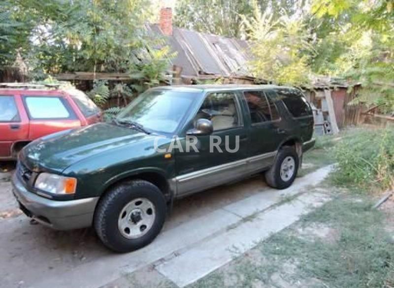 Chevrolet Blazer, Астрахань