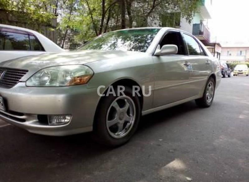 Toyota Mark II, Белогорск