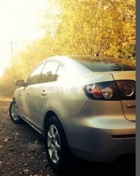 Mazda Axela, Братск