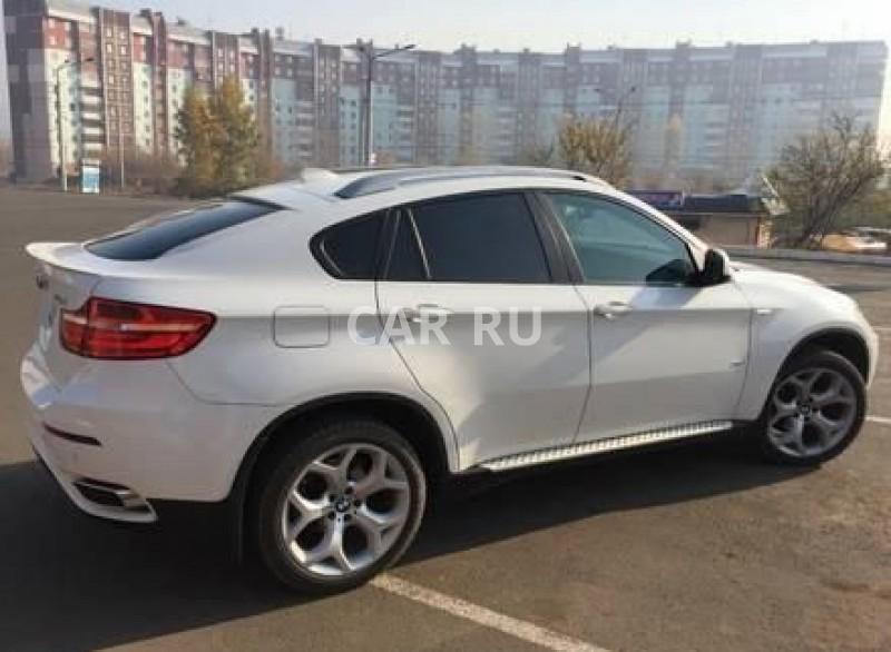 BMW X6, Братск