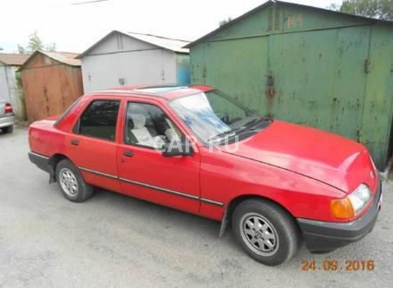 Ford Sierra, Алупка