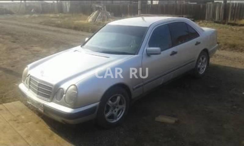 Mercedes E-Class, Братск
