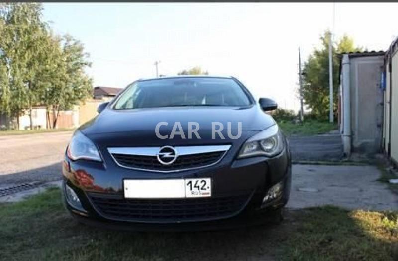 Opel Astra, Белово