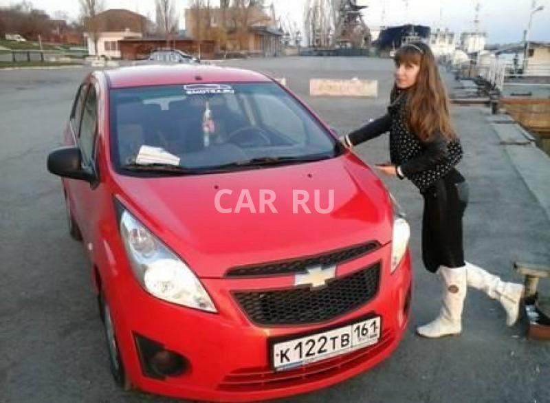 Chevrolet Spark, Азов