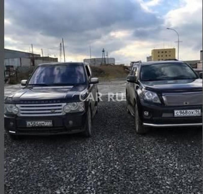 Land Rover Range Rover, Айхал