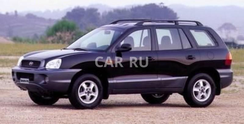 Hyundai Santa Fe Classic, Архангельск