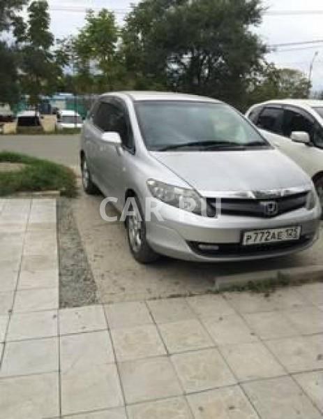 Honda Airwave, Артём