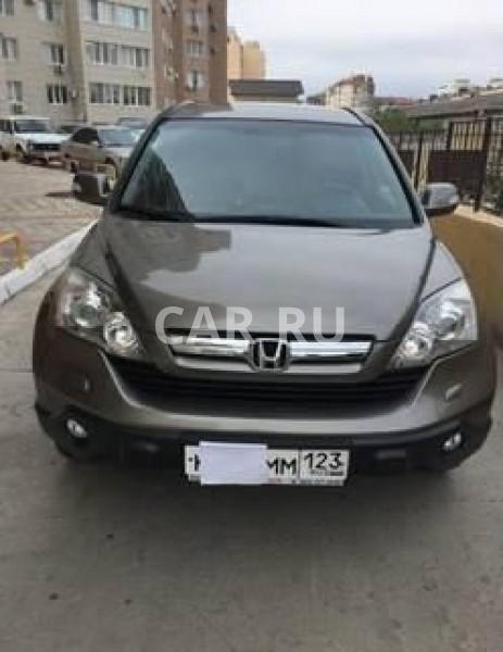 Honda CR-V, Анапа