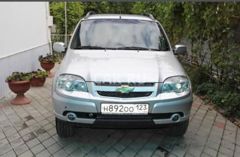 Chevrolet Niva, Абинск