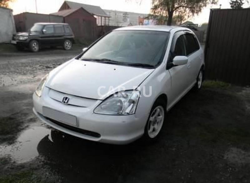 Honda Civic, Абакан