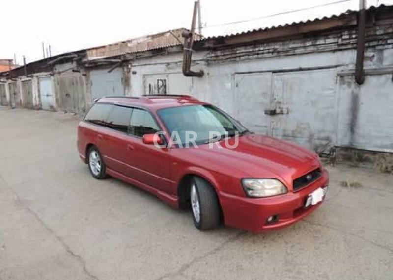 Subaru Legacy, Братск
