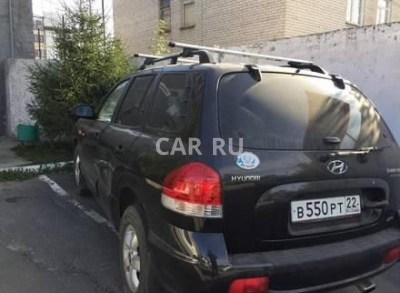 Hyundai Santa Fe Classic, Барнаул