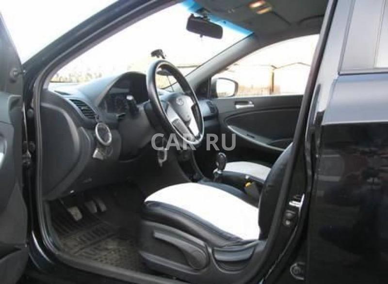 Hyundai Solaris, Анжеро-Судженск