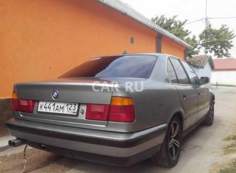 BMW 5-series, Белогорск