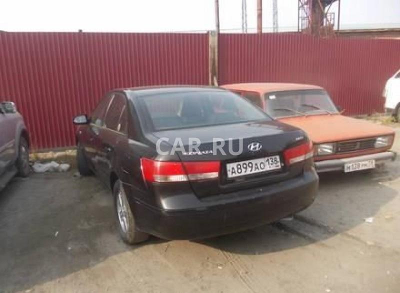 Hyundai Sonata, Ангарск