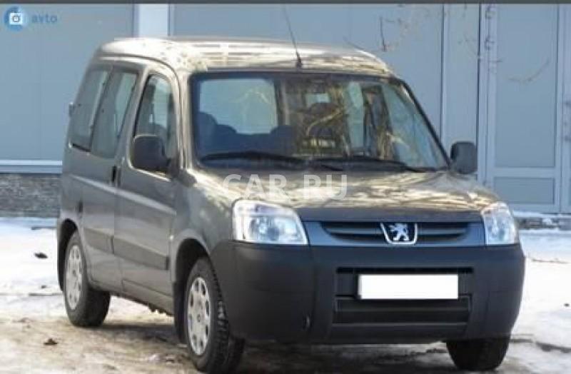 Peugeot Partner Origin, Белогорск