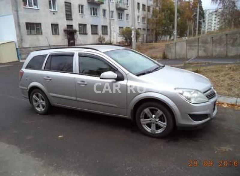 Opel Astra Family, Братск