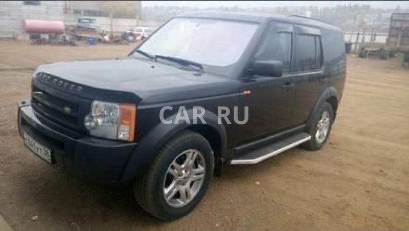 Land Rover Discovery, Братск