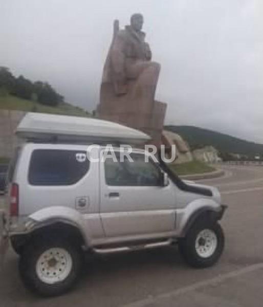 Suzuki Jimny, Астрахань