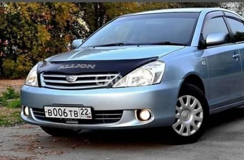 Toyota Allion, Барнаул