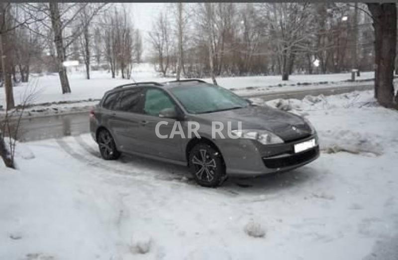 Renault Laguna, Балаково