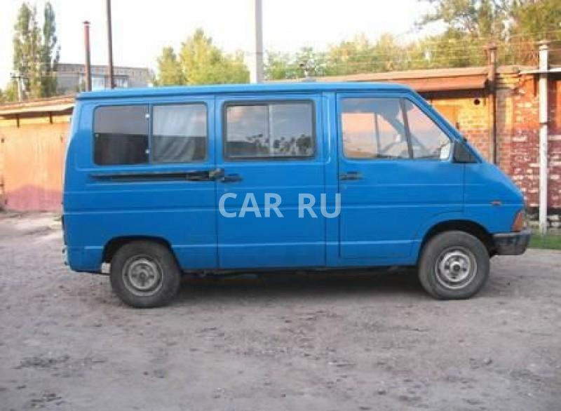 Renault Trafic, Балашов