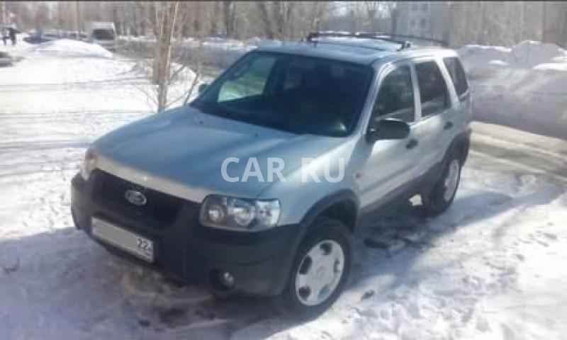 Ford Maverick, Барнаул