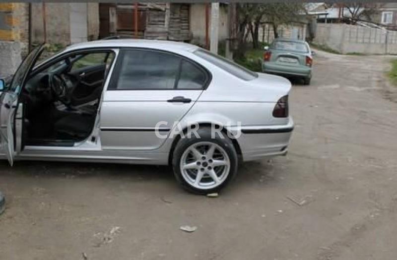 BMW 3-series, Бахчисарай