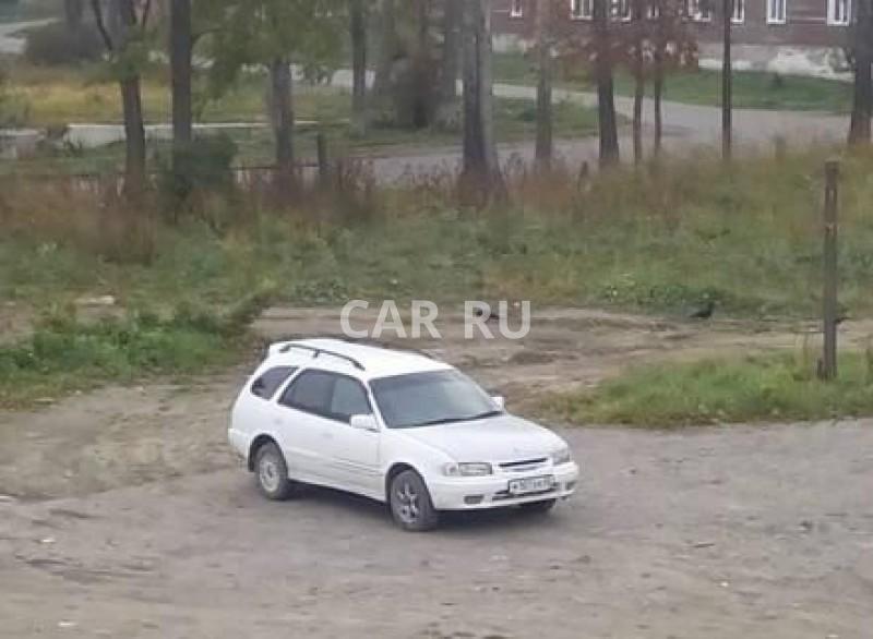 Toyota Sprinter Carib, Александровск-Сахалинский