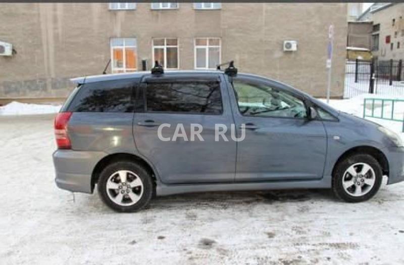 Toyota Wish, Барнаул