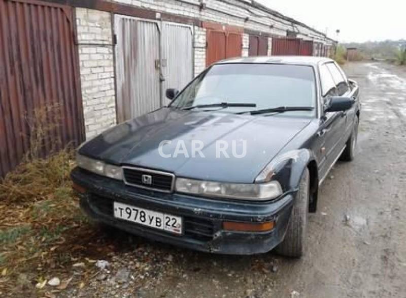 Honda Vigor, Барнаул