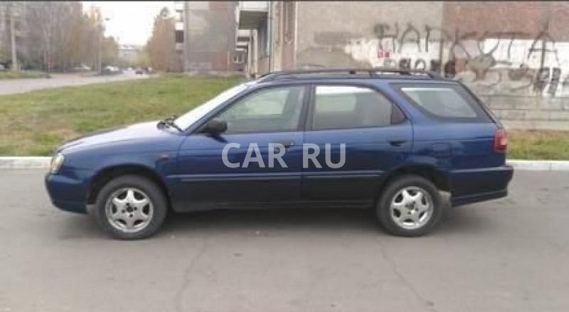 Suzuki Cultus, Ангарск