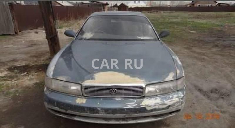 Mazda Sentia, Абакан