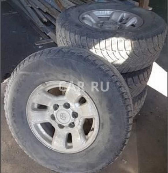 Toyota Hilux Surf, Анадырь