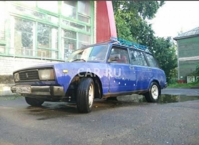 Лада 2104, Архангельск